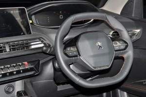 Peugeot 3008_5008_SUV Plus_Steering Wheel_Malaysia