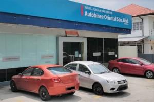 Proton 3S Centre_Autobinee Oriental_Facade_Penang_Malaysia