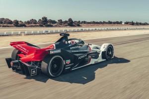 TAG Heuer Porsche Formula E Team 2019-2020_Porsche 99X