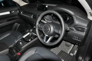 Mazda CX-5 Turbo AWD_Dashboard_Malaysia
