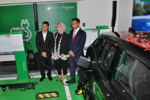 Schneider Electric_Resorts World Genting_Awana_EVlink Smart Wallbox_Charging Station_Malaysia
