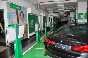Schneider Electric_Malaysia_EVlink Smart Wallbox_EV Charging Station_Awana_Resorts World Genting
