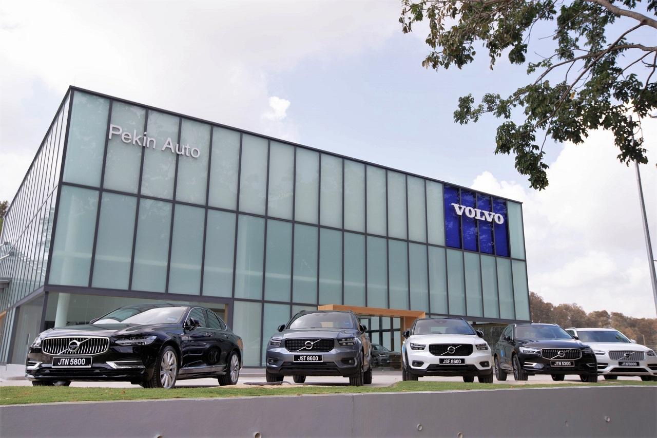 Pekin Auto Loan >> Volvo Car Malaysia 3S Centre Officially Opens In Skudai, Johor - Autoworld.com.my