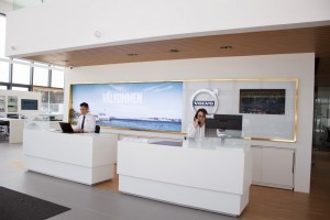 Volvo Car Malaysia_3S Dealership_Showroom_Reception