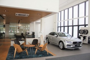 Volvo Car Malaysia_3S Dealership_Showroom_The Living Room