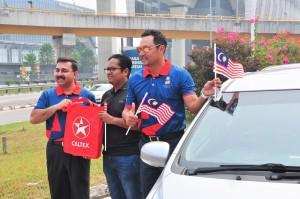 Chevron Malaysia Ltd_Caltex_Grab Malaysia_Hans Isaac
