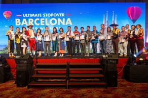 Shell Malaysia_2019 Rimula Ultimate Stopover promotion winners