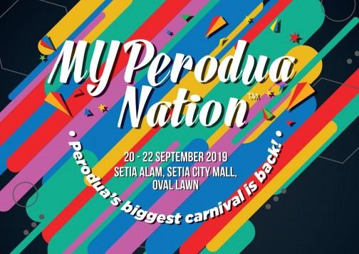 This Weekend's MYPerodua Nation Carnival At Setia Alam Is POSTPONED