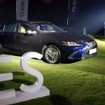 All-new Lexus ES