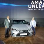 Lexus ES launch