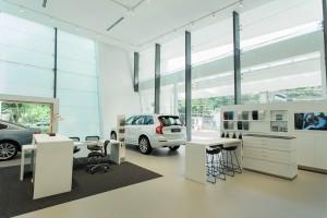 Volvo Car Malaysia_Volvo Retail Experience_Showroom