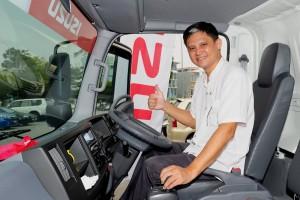 Isuzu Elf Smoother_Automated Manual Transmission_Truck_Tembikar Gemilang