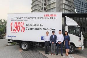 Isuzu Malaysia_Autoexec Corporation_Sianghin Group_Hong Leong Bank_Promo