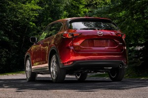 2019 Mazda CX-5_Rear View