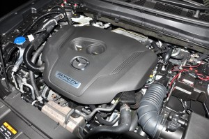 Mazda CX-5_2.5L SKYACTIV-G Turbo Engine