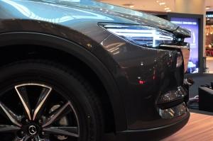 Mazda CX-5_LED Headlights_Side View