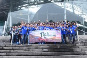 Proton 1 Tank Adventure_Participants_First Leg_2019_Malaysia