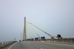 Muar Second Bridge_Muar Bypass_Johor_Malaysia