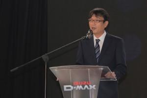 Koji Nakamura_CEO_Isuzu Malaysia