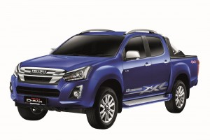 Isuzu D-Max_Blue Power_Pick-up Truck_Malaysia_2019