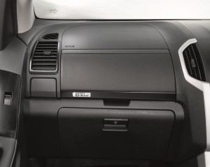 Isuzu D-Max_Dashboard_Glove Compartment_Storage_Malaysia