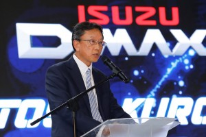 Kimitoshi Kurokawa_President_Isuzu Motor International Operation Thailand
