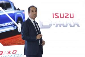 Masayuki Suzuki_Isuzu Malaysia