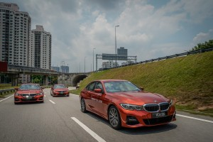The New BMW 330i M Sport_Malaysia_2019