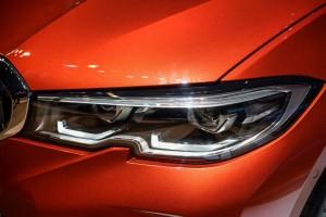 The New BMW 330i M Sport_LED Headlight