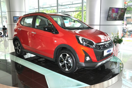 2019 Perodua Axia Launched In Malaysia; Six Variants Priced From RM24k