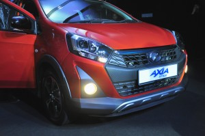 Perodua Axia_STYLE_Front_2019
