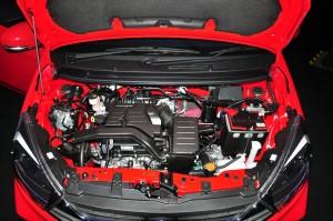 Perodua Axia_Engine