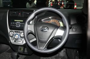 Perodua Axia_Dashboard_Steering_2019