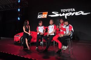 GR Supra_Launch_UMW Toyota_Akio Takeyama_Tengku Djan_Shawn Lee_Malaysia