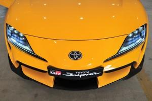 Toyota Supra A90_Headlights_GR_Gazoo Racing_2019