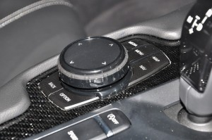 Toyota Supra A90_Touch Pad Remote Controller_2019
