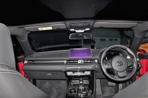 Toyota Supra A90_Dashboard_Steering Wheel