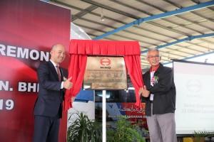 Hino 3S Centre_Sumai Engineering_Kuala Terengganu_Malaysia_Atsushi Uchiyama_Tuan Hj Wan Mahyuddin Wan Sulaiman