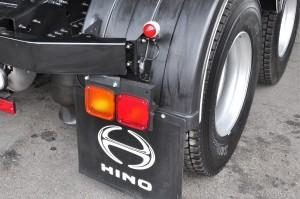 Hino_Rear Axle_Mud Guard_Truck