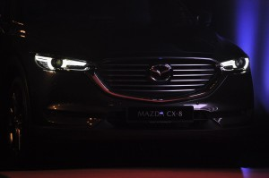Mazda CX-8_LED Daytime Running Lights_2019