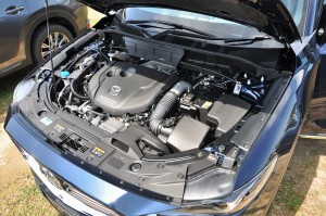 Mazda CX-8_2.2 Litre SkyActiv-D Turbo Diesel Engine