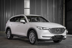 Mazda CX 8_2019_Front