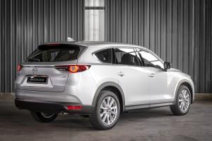 Mazda CX-8_2019_Rear