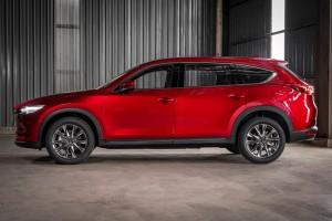 Mazda CX-8_2019_Side