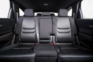 Mazda CX-8_2.5 Mid Variant_7 Seater_2nd Row_Fabric Seats