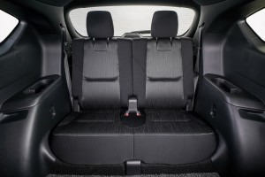 Mazda CX-8_3rd Row Seats_Fabric_2019