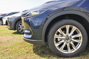 Mazda CX-8_19 Inch Wheel_2019