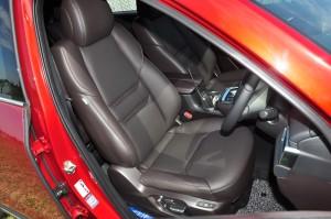 Mazda CX-8 High_Nappa Leather Seat