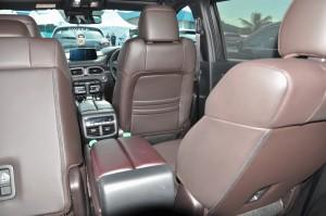Mazda CX-8 High_Nappa Leather Seats