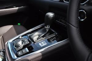 Mazda CX-8_High Variant_Centre Console_Gear Shift_Commander Control